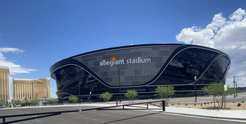 allegiant stadium raiders