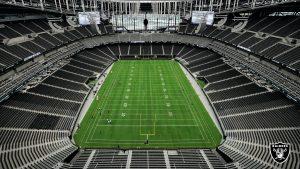 Raiders Scored In Las Vegas