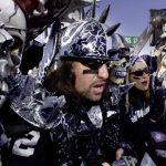 The Raiders Black Hole Fans