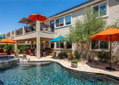 Raiders Real Estate Las Vegas Homes With A Pool