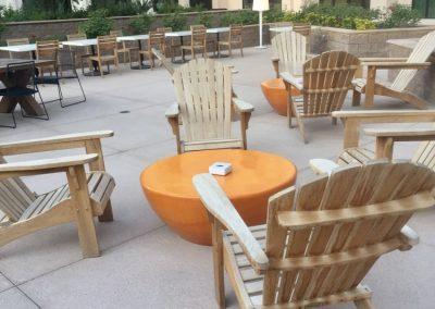 SW LV outdoor watch party location Las Vegas raiders bar